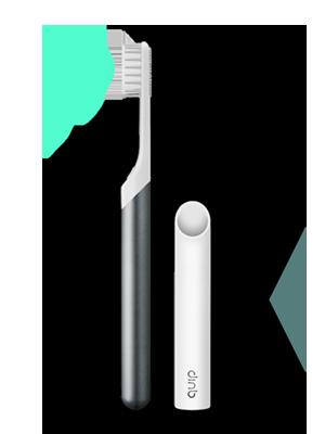 Quip store product starter brush plan slate 300x400