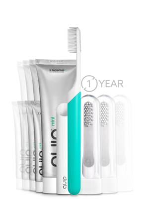 Shop quip | Electric Toothbrush Sets & Refill Plans