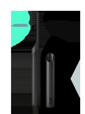 Quip store product starter brush plan yr plan black 300x400